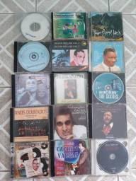 Lote com 15 CDs