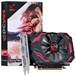 Placa Video Pcyes Radeon R7 240 2gb Ddr5 128Bits Dvi/hdmi/vga Novo Garantia Frete Grátis