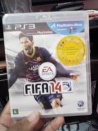 Vendo esse jogo de PS3 FIFA original meu