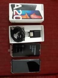 Samsung A20 Completo Com NF e Garantia