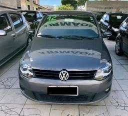 Vw - Volkswagen Fox 1.6 Cinza Completo Extra