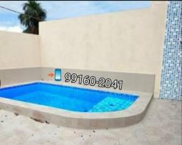 Residencial no Águas Claras/Área de serviço com piscina