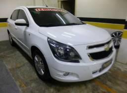 Gm - Chevrolet Cobalt ltz 1.8 8v flex automático 2013/2014 branco - 2014