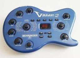 Pedaleira V AMP2