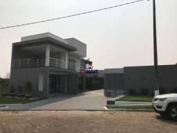 Casa estilo sobrado em alto padrão - Espelho D' Água - Ji-Paraná/RO