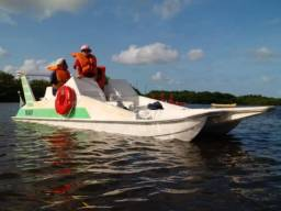 Jangada Raft Motorizada - 2009