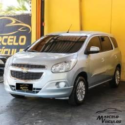CHEVROLET SPIN 2012/2013 1.8 LT 8V FLEX 4P AUTOMÁTICO - 2013