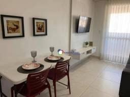 Moderno Apartamento Bem Localizado 1 dormitório à venda, 39 m² por R$ 239.000 - Jardim Goi