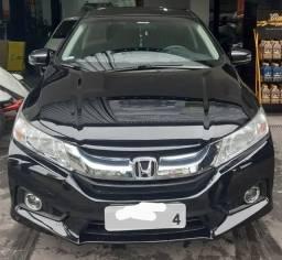 Honda city 1.5 2016 automático (parcelado)