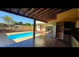 Sobrado com 3 dormitórios à venda, 316 m² por R$ 605.000 - Colina Verde - Jaboticabal/SP