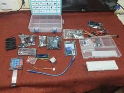 Kit para arduíno Uno R3