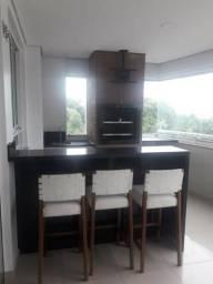 Apartamento 3 suítes (1 master), Sollar da Villa - Adrianópolis