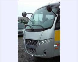 Espelho auxiliar retrovisor ônibus volare