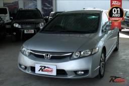 Honda Civic Sedan LXL 1.8 Prata