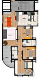 APARTAMENTO à venda, 3 quartos, 2 vagas, CENTRO - ITAUNA/MG