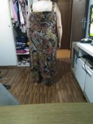 Vestido festa plus size veste 50