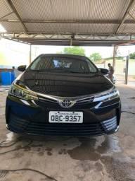 Corolla GLI 1.8 17/18 automático semi novo - 2018