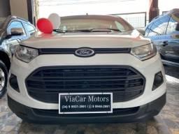 Ford EcoSport S 1.6 Branco - 2013
