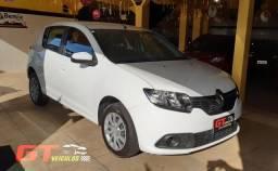 Renault sandero 2019 1.0 novinho - 2019