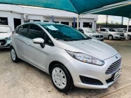 Ford New Fiesta Se 1.6 , Completo 2017 , Apenas 24000km , novinho !!!! - 2017