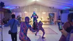 Robo de led para eventos,  top