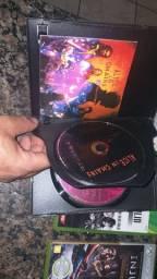 DVD jogos e shows