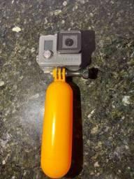 Câmera GoPro, p/mergulho.