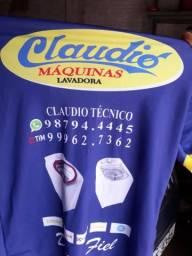 Consertamos maquina de lavar roupas