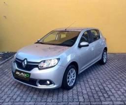 Renault Sandero 1.6 2015 Completo