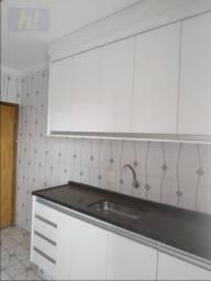 Apartamento com 3 dormitórios para alugar, 130 m² por R$ 1.350,00/mês - Vila Aurora - São