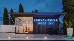 Container conveniência e/ou loja