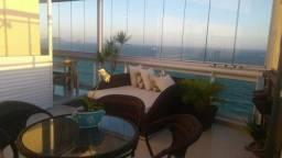 Cobertura Duplex 3 suítes Vista Indevassável para o mar - Praia Campista