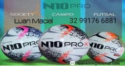 Bolas futebol, futsal e society