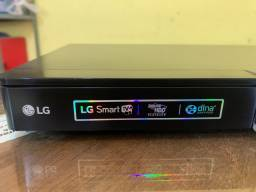 Smart tv / dvd blu-ray 3 D LG