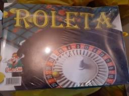 Jogo de Roleta novo embalada $30,00 Reais