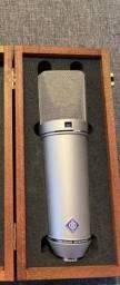 Microfone Condensador Neumann U87
