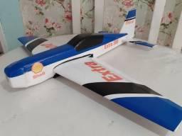 Kit Aeromodelo Extra 300 somente cortes isopor