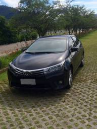 Vendo ou troco Toyota Corolla xei 2015