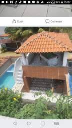 Aluguel-Casa de Praia temporada  no Condomínio Siryba Olivença, Ilheus-Ba