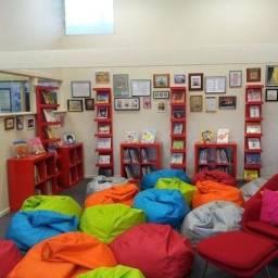 Título do anúncio: Puffs Gota G (premium) Coloridos - para área de descanso e escritório