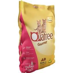 Atacado!! Ração Quatree Gourmet Para Gatos 10Kg e 20Kg
