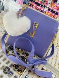 Bolsa Pequena com chaveiro
