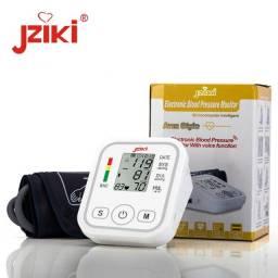 Título do anúncio: Monitor De Pressão Arterial Tipo De Banda De Braço Jziki