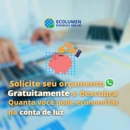Título do anúncio: Economize até 95% na sua conta de luz!
