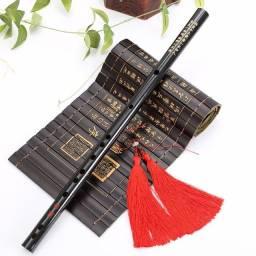 Título do anúncio: Flauta de bambu tradicional chinesa em G (Dizi)