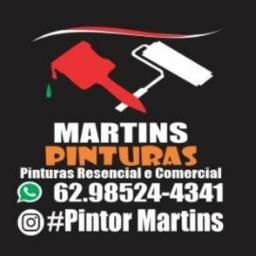 Título do anúncio: Pintor MARTINS