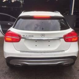 Título do anúncio: Sucata Mercedes-Benz gla200 gla250 peças