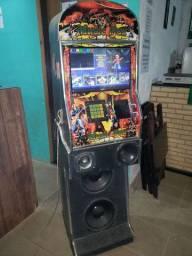 Maquina de música Junkebox com mais de dois mil álbuns