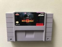 Mortal Kombat 2 original (Super Nintendo / SNES)