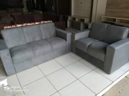 Sofá de 2 e 3 lugares - Novo